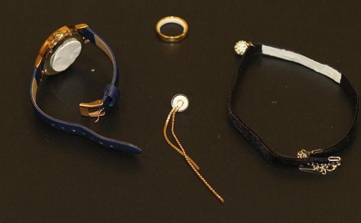 Contraceptive Jewellery