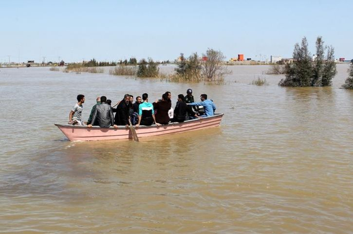 Deadly Flood In Iran