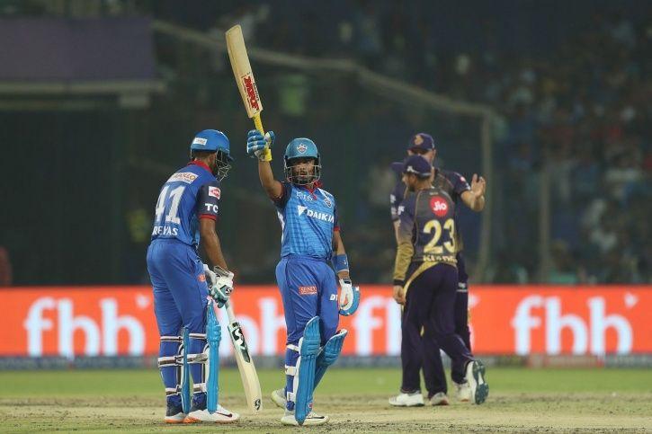 Delhi Capitals won a thriller
