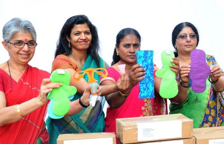 Delhi government schools, menstruation, stigma and taboos, basic amenities, survey