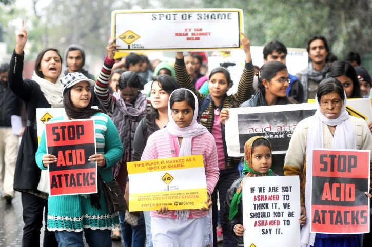Despite SC Stating Acid Attack 'Heartless' Crime, Acid Sales In Free Flow Across Country