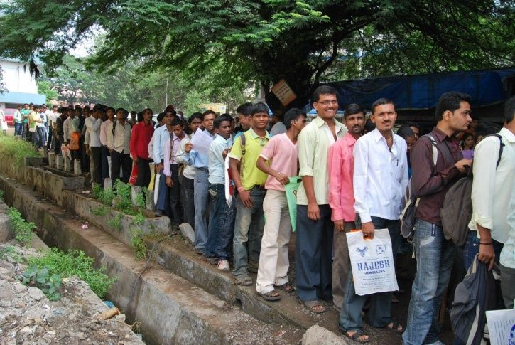 Despite Tall Claims By Government, India's Unemployment Rate Highest Since 2016