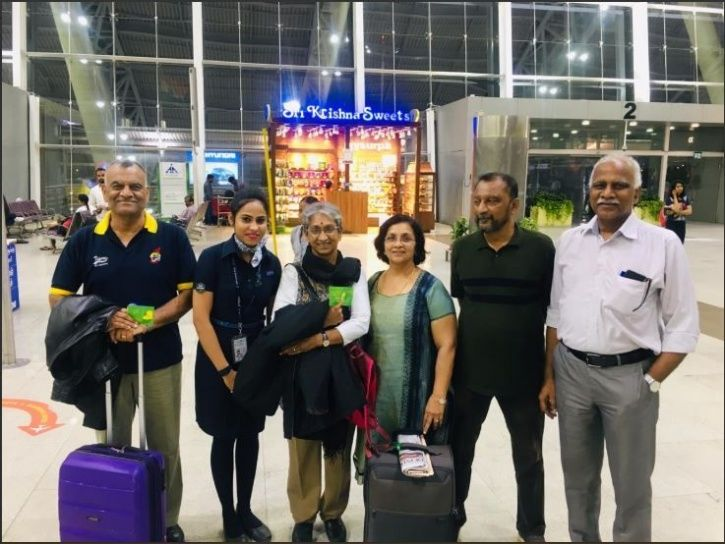 Dr Shobha Varthaman, Abhinandan Varthaman, Wing Commander, conflict zones, war, humanity