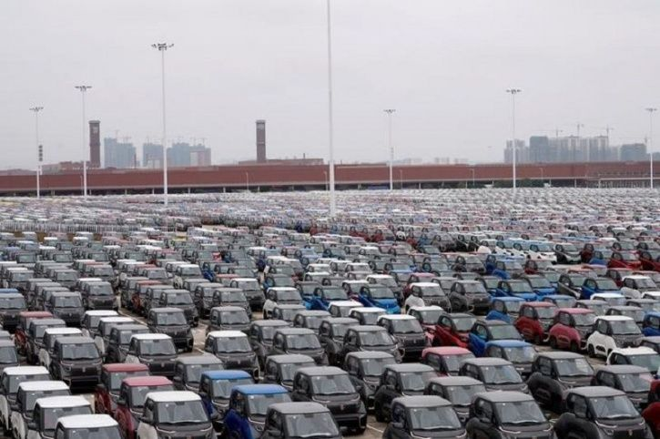 Electric Car Graveyard, China Electric Car Waste, China Electric Car Rental, China Electric Car Rent