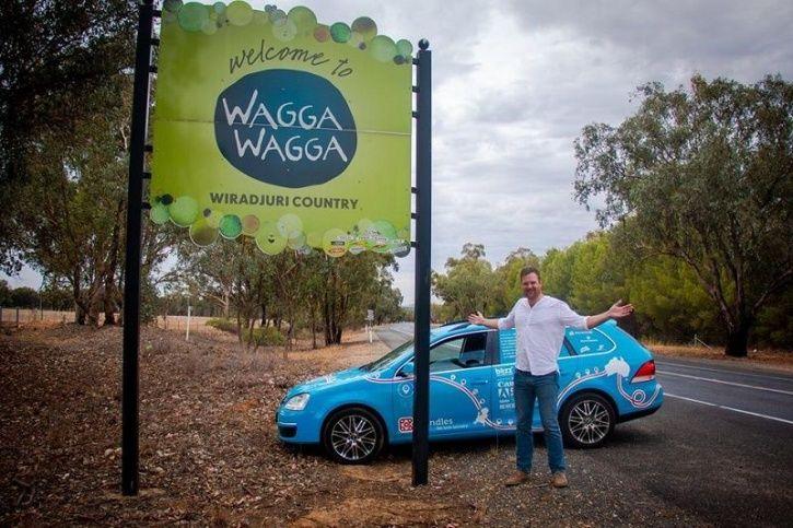 Electric Car Travel, Electric Vehicle Adventure Trip, EV Journey, Electric Car Long Distance Travel,