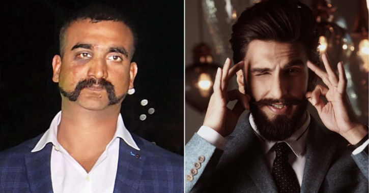 Fans Demand A Movie On Abhinandan's Courage & Bravery, Want Ranveer Singh To Play The Role