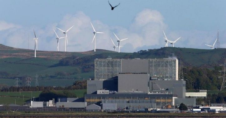 File Picture of Hunterston Nuclear Reactor, Pic Courtesy: Reuters
