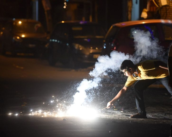 Firecrackers Ban