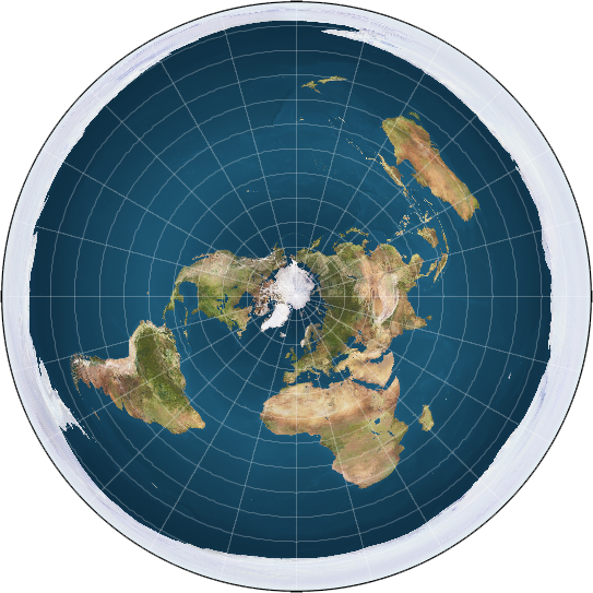 Flat Earth society