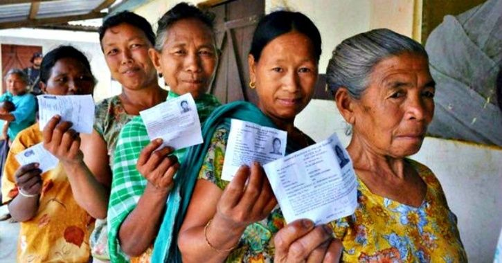 For One Voter In Arunachal, Polling Staff To Hike Through Rugged Terrain To Register Her Vote