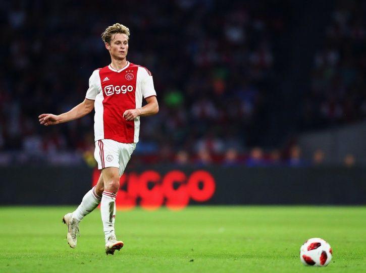 Frenkie De Jong has got the skills