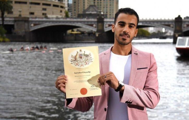 Hakeem al-Araibi is an Aussie citizen