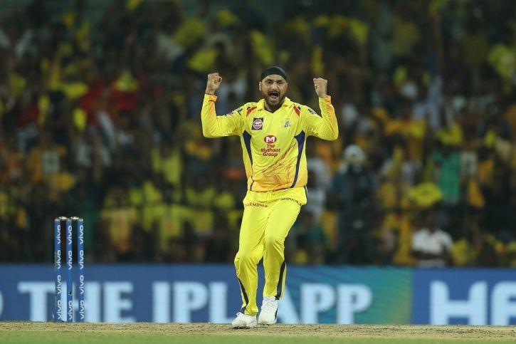 Harbhajan Singh took 3/20