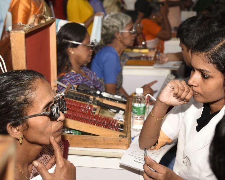Haryana, Cataract, medical negligence, botched up surgery, Rohtak, patients, blindness