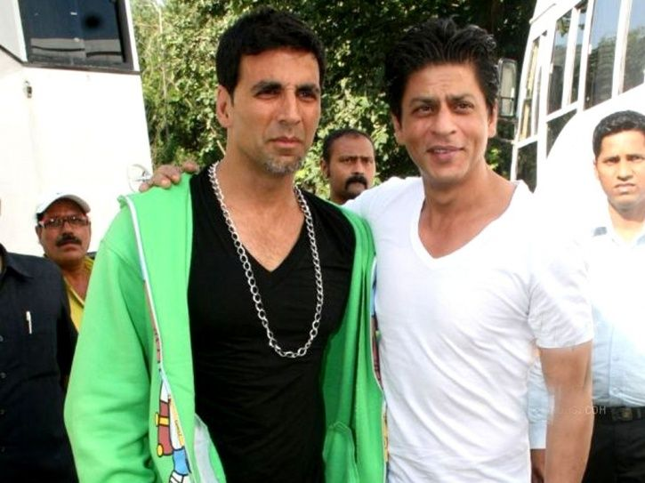 Hilarious Cases Of Mistaken Identities: Shah Rukh Khan and Akshay Kumar