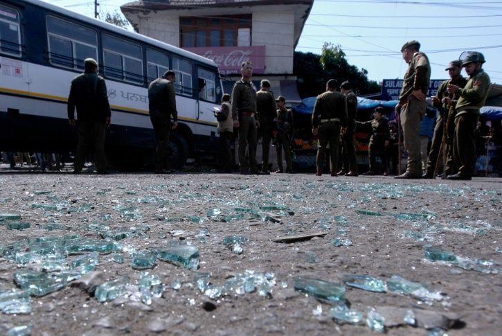 Hizbul Mujahideen, terror group, Jammu and Kashmir, Yasir Javaid Bhat, grenade, bus stand