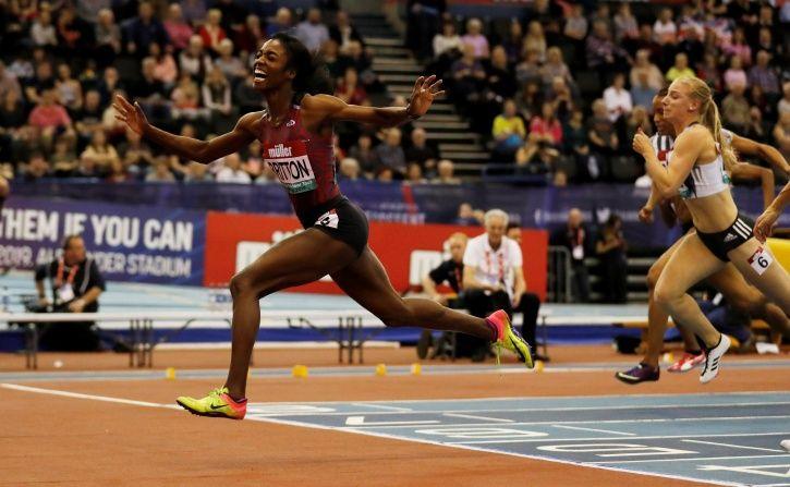 IAAF, International Association of Athletics Federation, Women