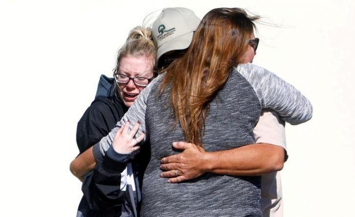 Images Of Major Mass Shooting Tragedies