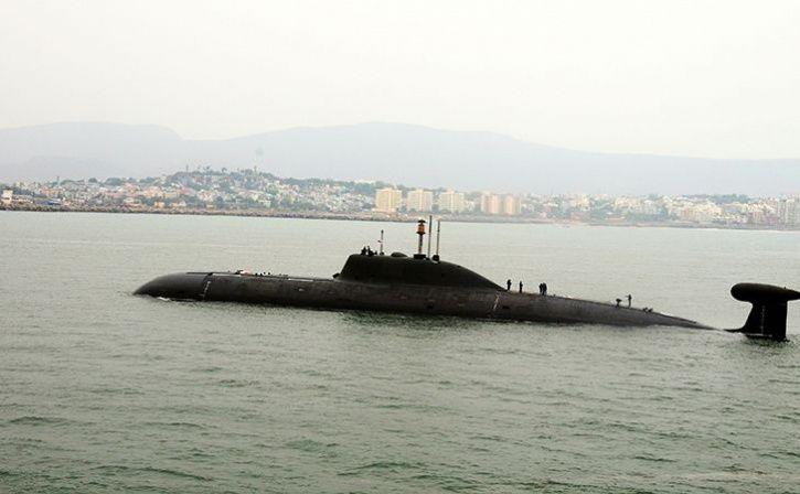 india russia nuclear submarine deal