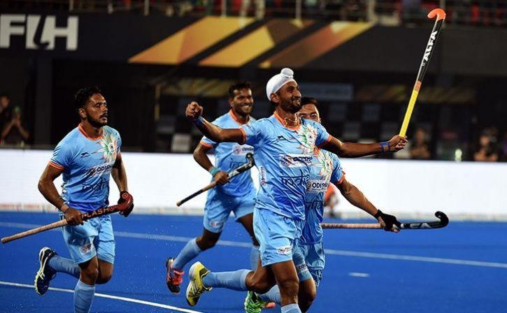 Indian Hockey Team Demolishes Poland