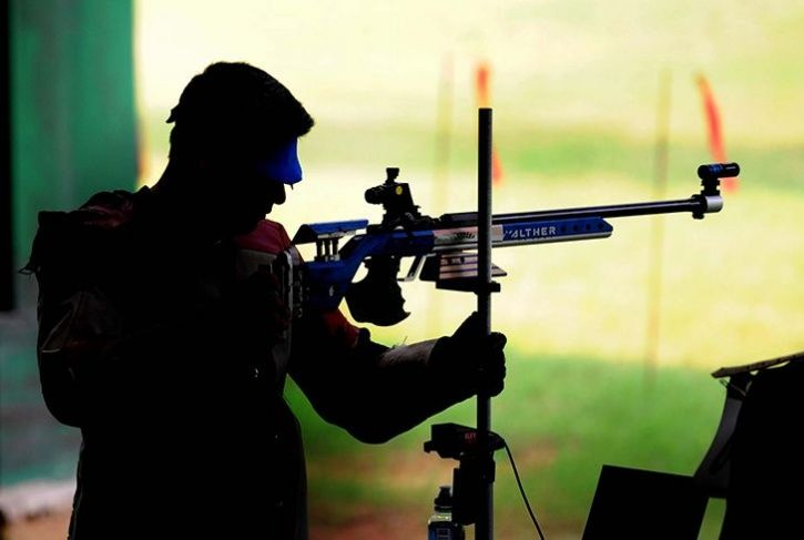 Indian Shooters Clinch One Gold and Two Silver