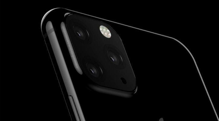 iPhone XI camera