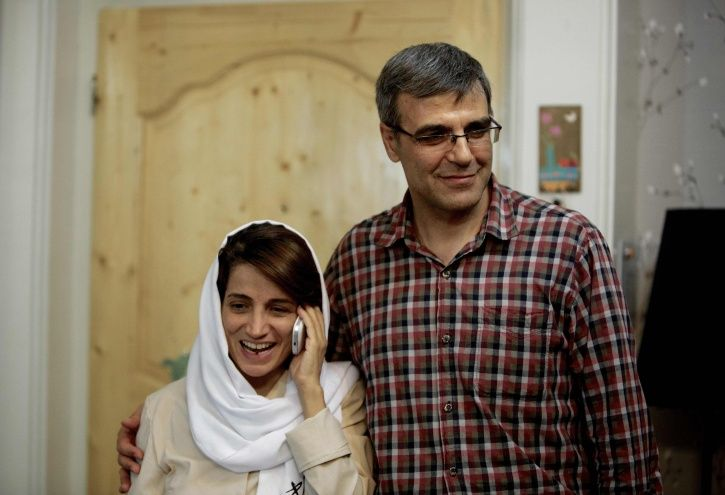 Iran Sends Human Rights Lawyer To 38 Years In Prison & 148 Lashes For Defending Women's Rights