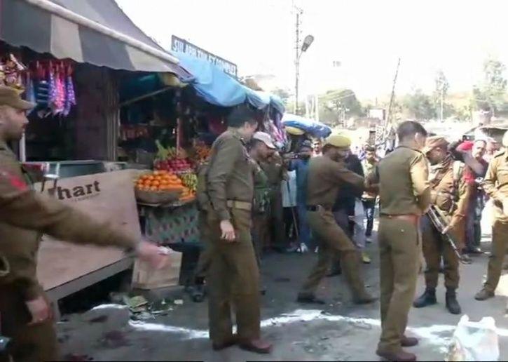 Jammu Blast