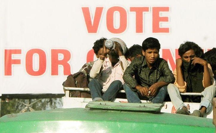 Jobs The Topmost Priority Of Voters In Ls Polls