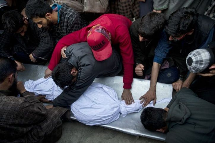 Kashmir Terrorist