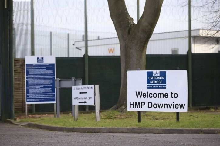 Kate White, United Kingdom, HMP Downview prison, surrey, transgender inmates, Ministry of Justice