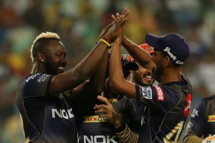 Kolkata Knight Riders are still unbeaten