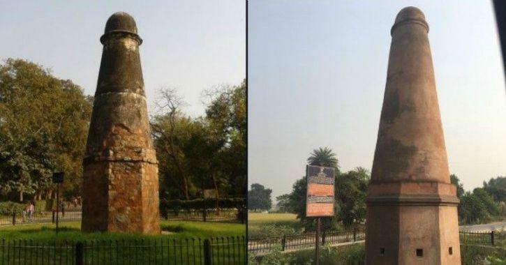 Kos Minars, Archaeological Survey of India, encroachments, Sher Shah Suri, Medieval history