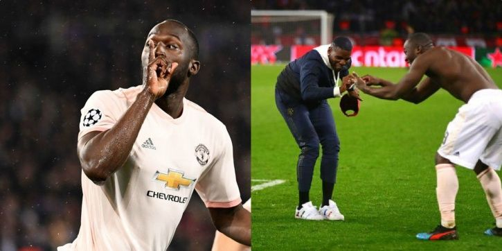 Manchester United beat PSG