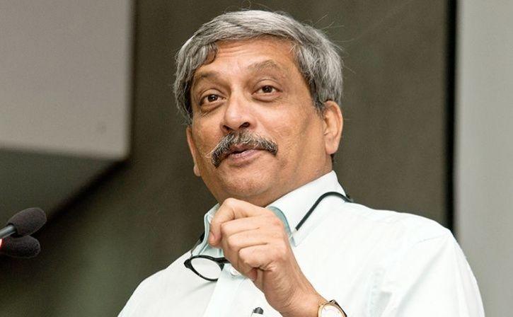 manhor parrikar passes away