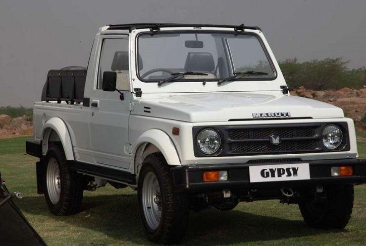 Maruti Suzuki Gypsy, Gypsy SUV Production, Gypsy Discontinued, Maruti Suzuki Gypsy Production Stoppe