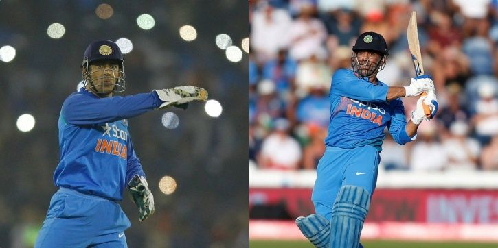 MS Dhoni is Captain Cool