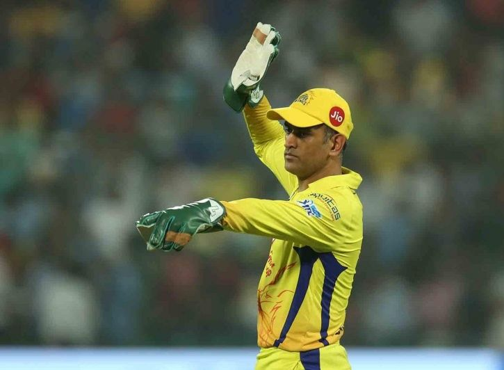 MS Dhoni wins round one