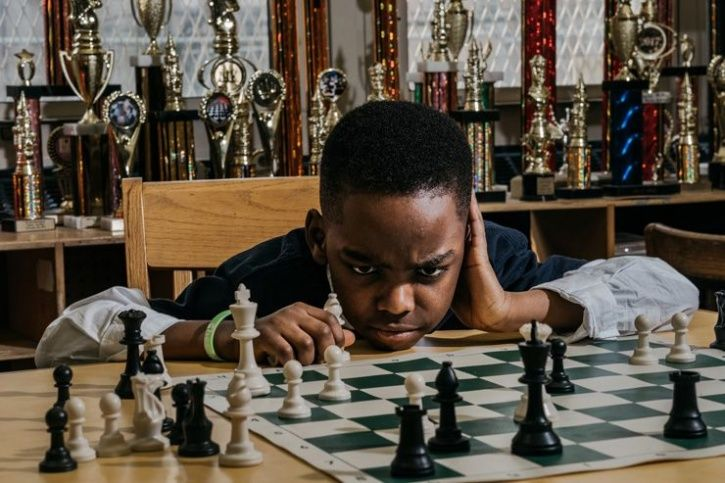 Nigerian Refugee Who Is A Chess Champion