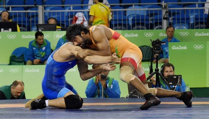Not good news for wrestling in India