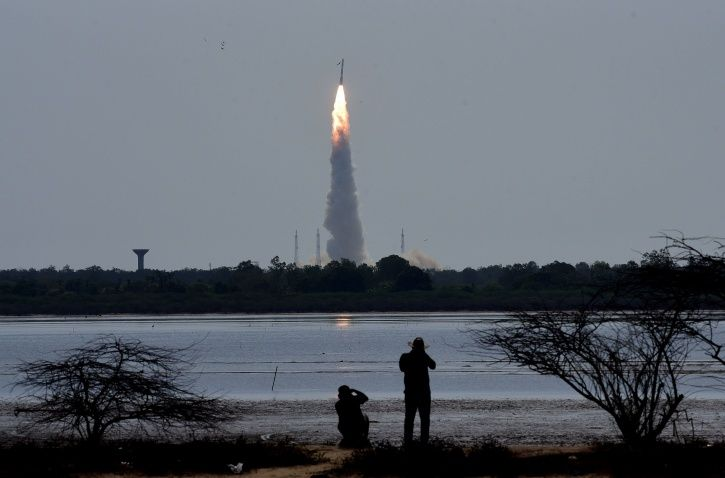 Now You Can Finally Watch Spectacular Rocket Launches From A Stadium At Sriharikota Space Centre