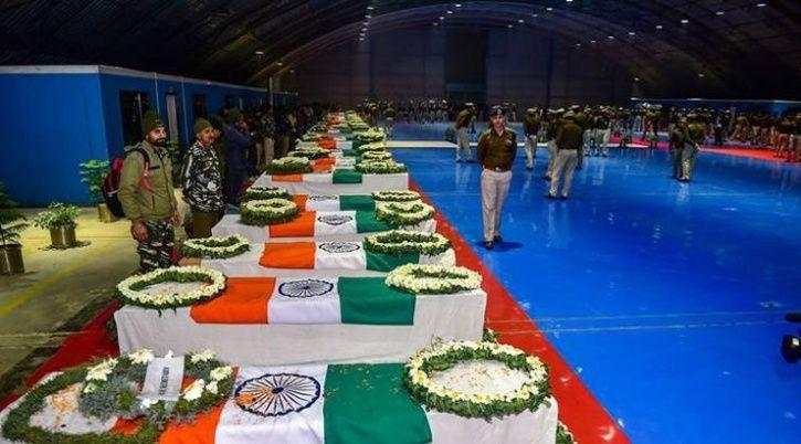 Over 40 died in Pulwama