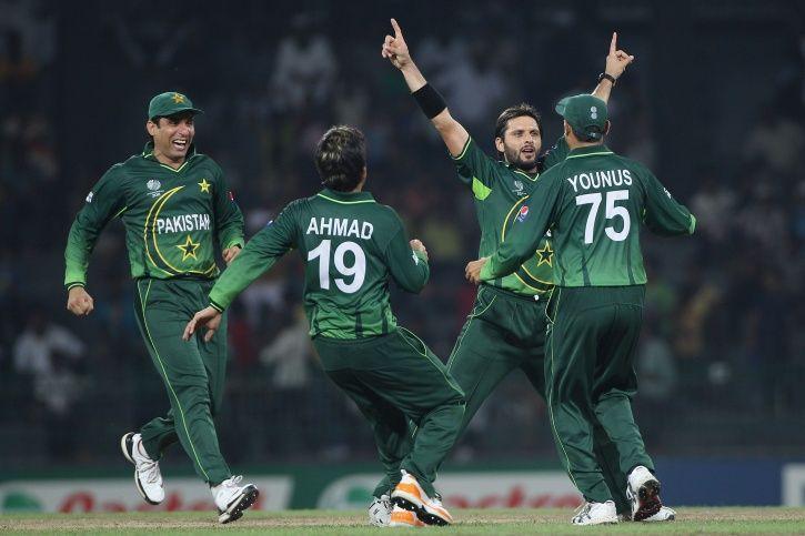 Pakistan won by 4 wickets.