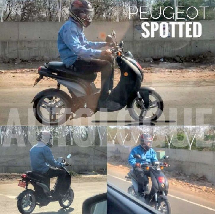 Peugeot eLudix, Peugeot eLudix Spy Shots, Peugeot eLudix Price, Peugeot eLudix  Range, Peugeot eLudi