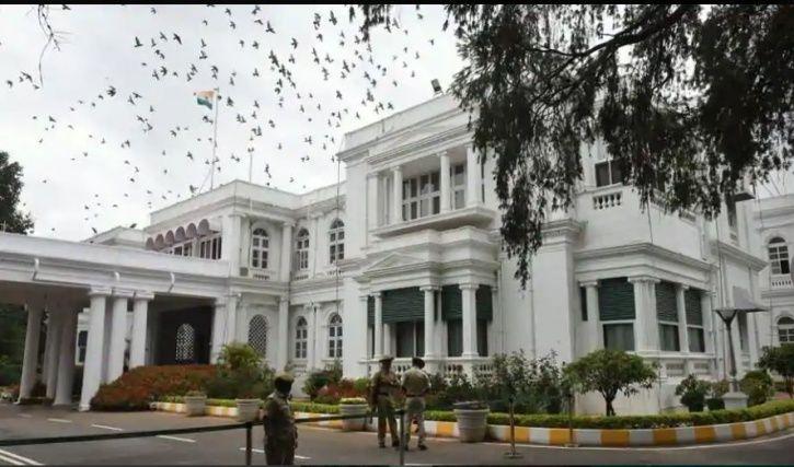 Raj Bhavan, Karnataka, Vajubhai Vala, BBMP, cat menace, private contractor, Bengaluru