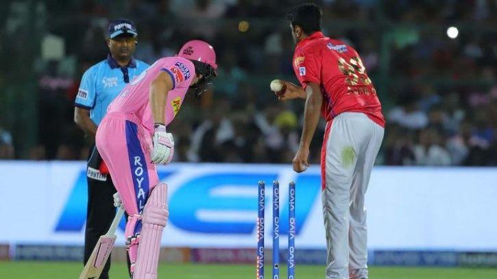 Ravichandran Ashwin is in the hot seat