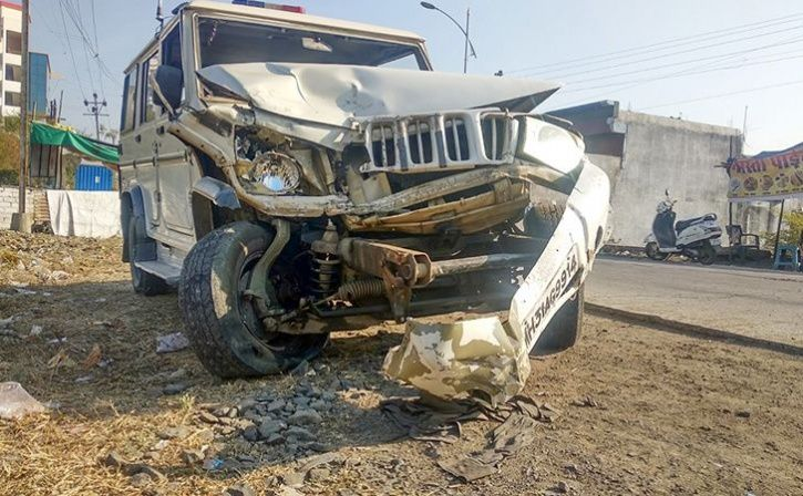 Road Accidents India