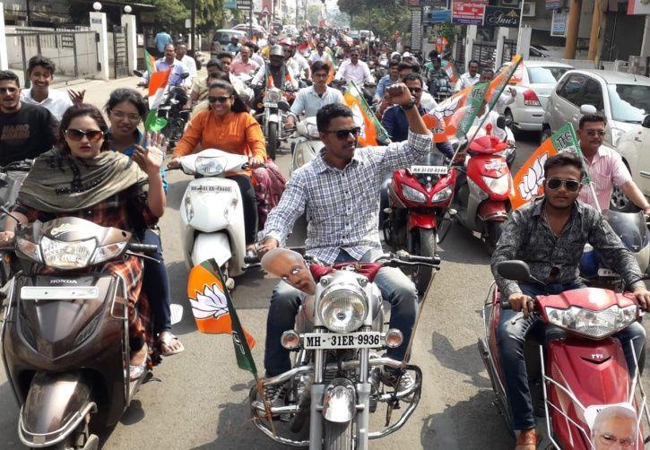 Roadshows, bike rallies, plea, elections, Lok Sabha, environment, security