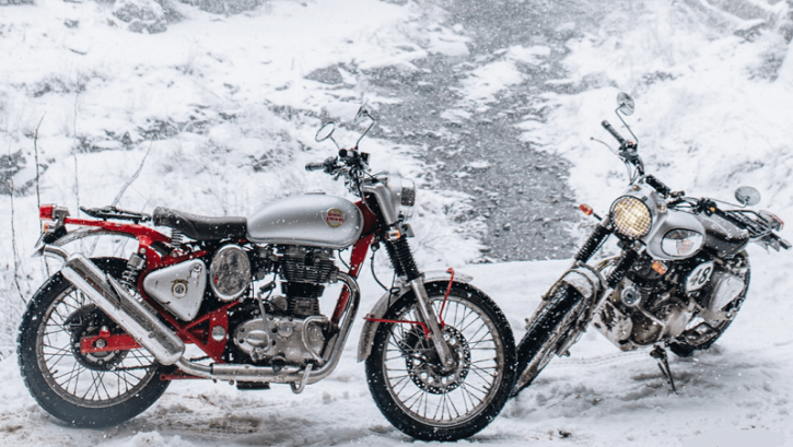 Royal Enfield Bullet Trials Works Replica 350, Royal Enfield Bullet Trials Works Replica 500, Royal