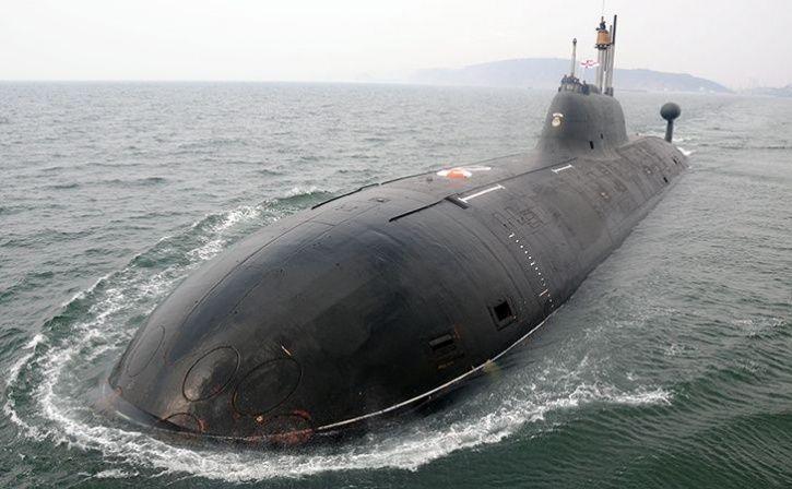 submarine Chakra